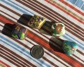 Various Vintage Hinged Cloisonne Miniature Boxes