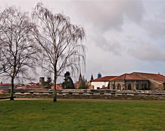 Santiago de Compostela, Park