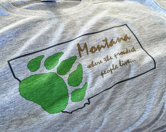 Montana Proud T-Shirt