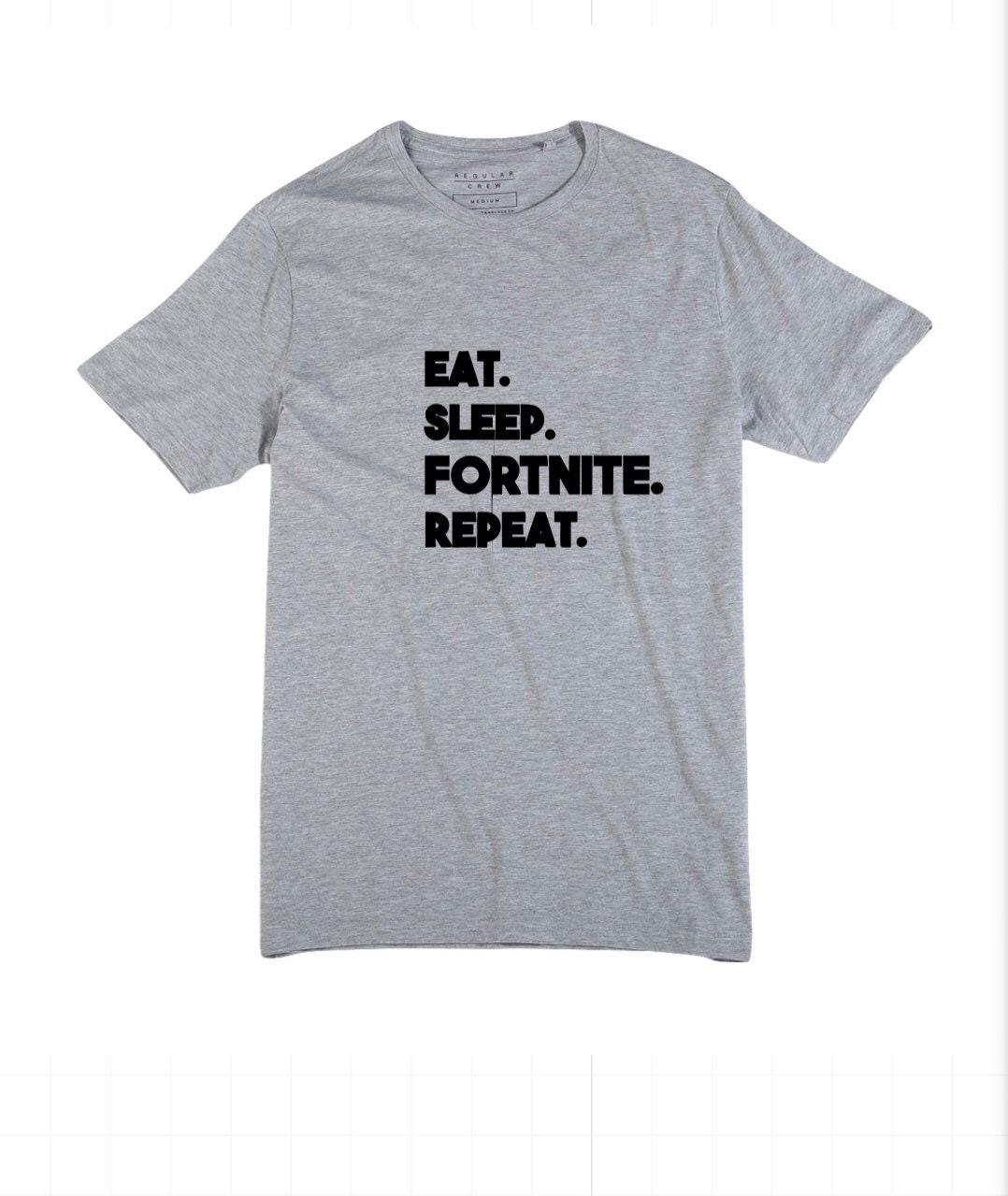 Fortnite Shirt Custom Made Fortnite Mens Shirt Battle Etsy