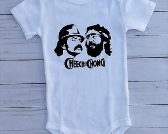 Cheech and Chong Bodysuit, Cheech & Chong, Bodysuit