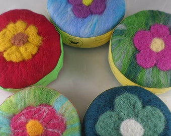 Felted Soaps 2 for 15
