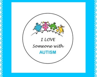 Autism Notes And Signs Autism Awareness And Acceptance Etsy