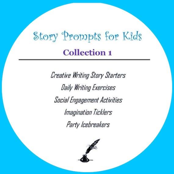 creative writing exercises for children