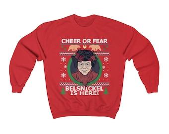 Dwight Christmas Sweater Etsy