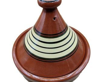 Vintage Quibor Lara Venezuela Pot Terracotta Two Faces Signed Indigenous Art