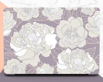 994e610047db Floral laptop case | Etsy