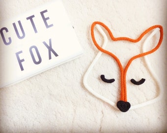 Fox in knitting!