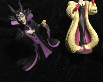 Disney Villains Figurines