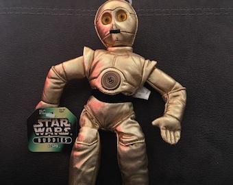 Star Wars Buddies C-3PO