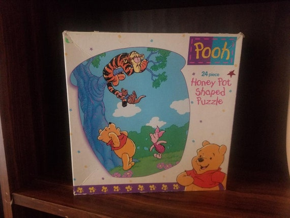 winnie the pooh 24 piece puzzle