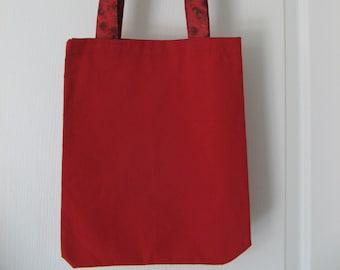 622c1b2457 tote bag étoile - tote bag, sac en coton, sac en toile, sac cabas, sac de  courses