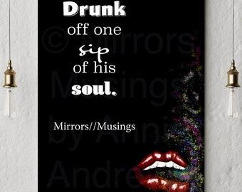 Fine Art Prints: Love Drunk