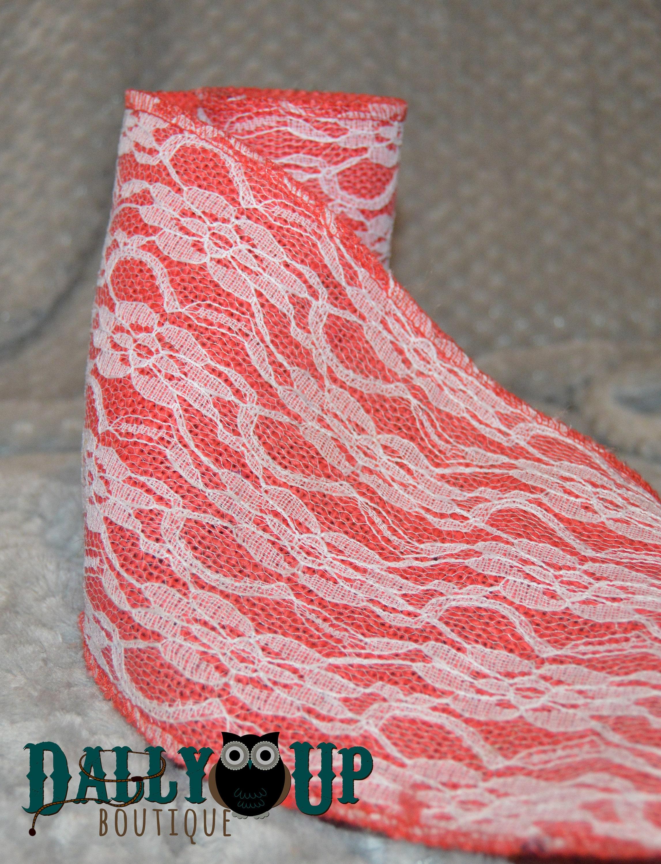 Burlap ribbon Burlap ribbon for bows Burlap wedding decor | Etsy