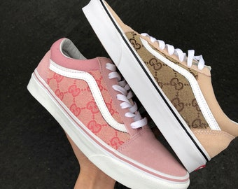 Popular Items For Custom Gucci Vans