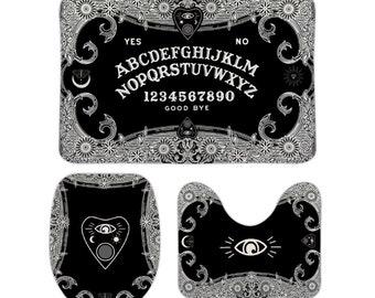 Goth Pot Holder Ouija Board Kitchen Goth Pot Holders Ouija Kitchen Ouija Board Pot Holders, Ouija Pot Holders Ouija Board Decor
