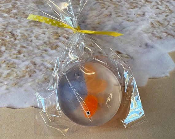 Fish Soap Party Favors/Fish in the bag Soap