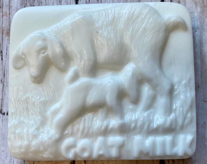 Pure Glycerin Goats Milk Soap