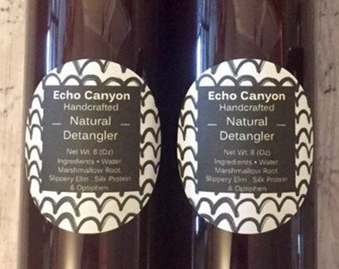 Essential Oil Leave In Conditioner Curly Hair/Homemade Silk Curly Hair Detangler/Leave In Conditioner Spray
