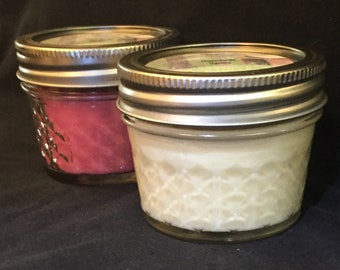 Soy Candle, Natural Candle, Spa Gifts