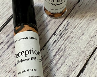 Deception Scented Roll On Perfume Oil