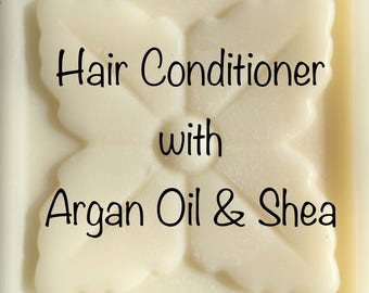 2 Intense Hair Therapy Conditioning Bars for Curly Hair, Conditioner for Damaged Hair, Natural Conditioner, Homemade Conditioner Detangler