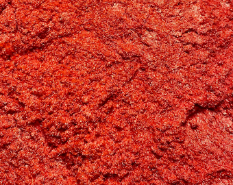 Barn Red Mica Colorant for Soap Making