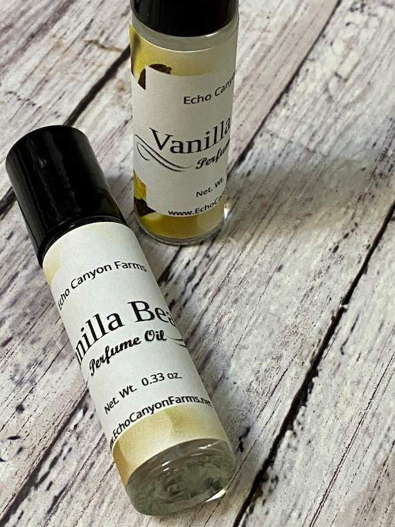 Vanilla Bean Roll On Perfume