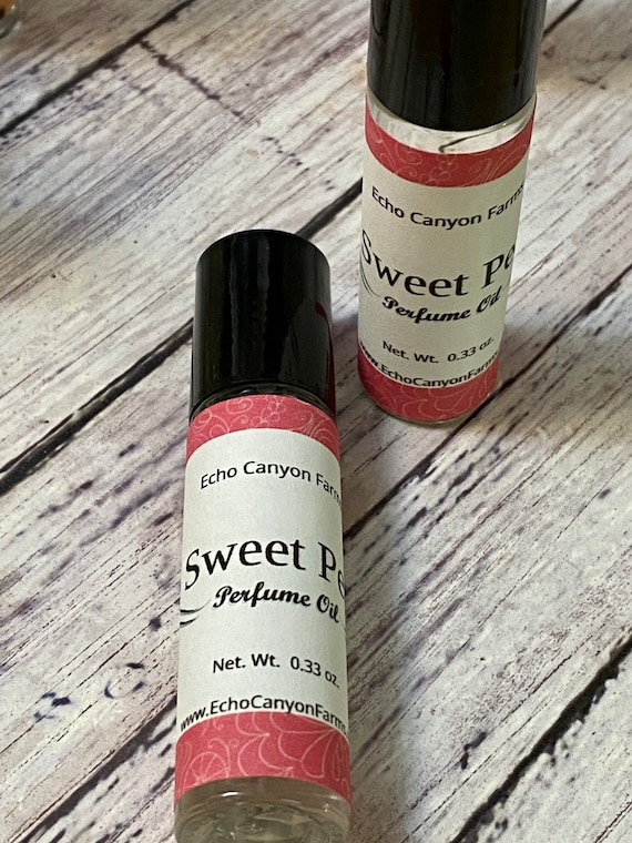 Sweet Pea Natural Roll On Perfume Oil/Sweet Pea Perfume Oil