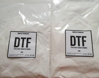DTF Transfer Powder