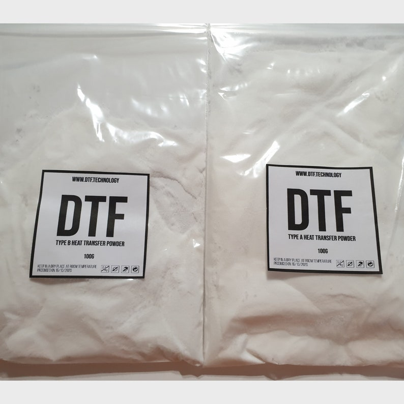 DTF Transfer Powder image 0