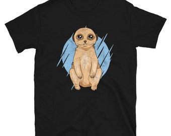 Cute Meerkat T-Shirt Unisex