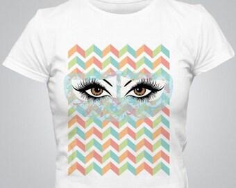 Color Pastels Burqu T-shirts