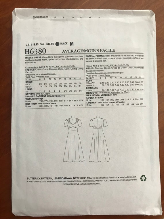 New Look Ladies Sewing Pattern 6290 Skirts Shorts /& Tr... Free UK P/&P