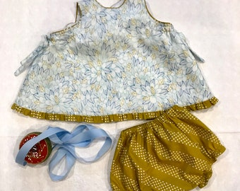 Frannie Baby Tunic & Bloomers