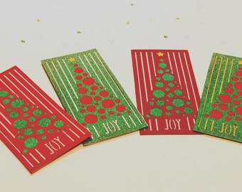 Homemade Christmas Cards Etsy