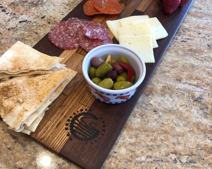 Reclaimed Wood Charcuterie/Cheese  Board
