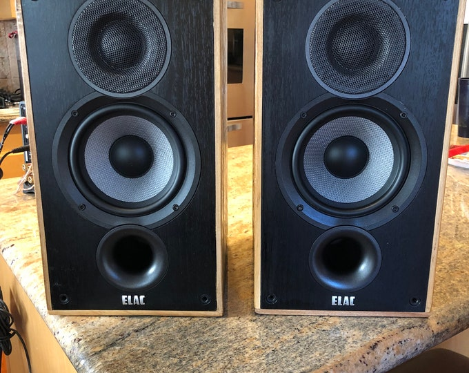 Barnwood Clad Audio Speakers