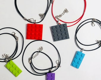 Lego Necklaces with Accessory Kit