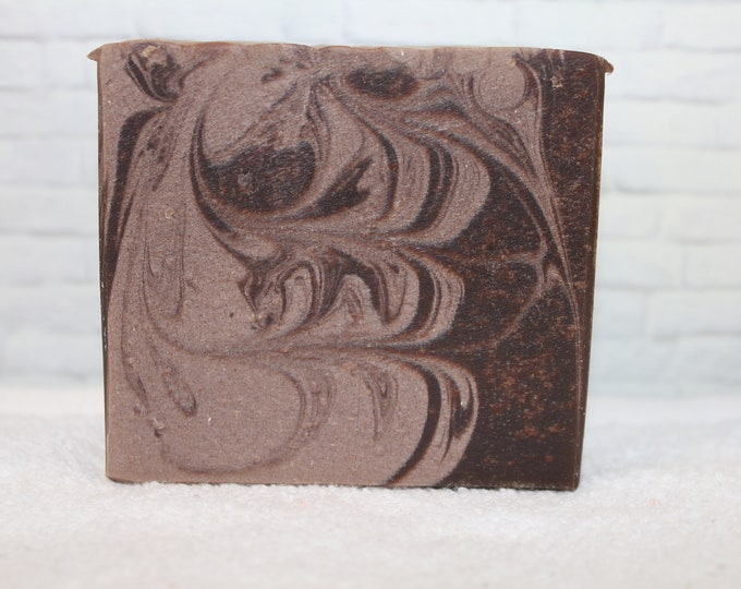 Chocolate Silk soap
