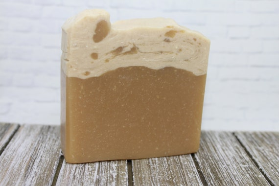 Honey Ale Soap