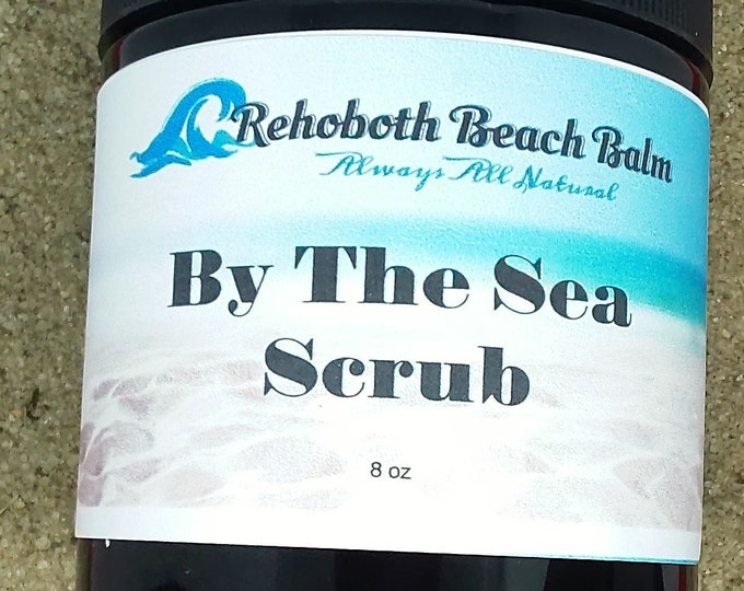 By The Sea Scrub