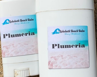 Plumeria Body Butter