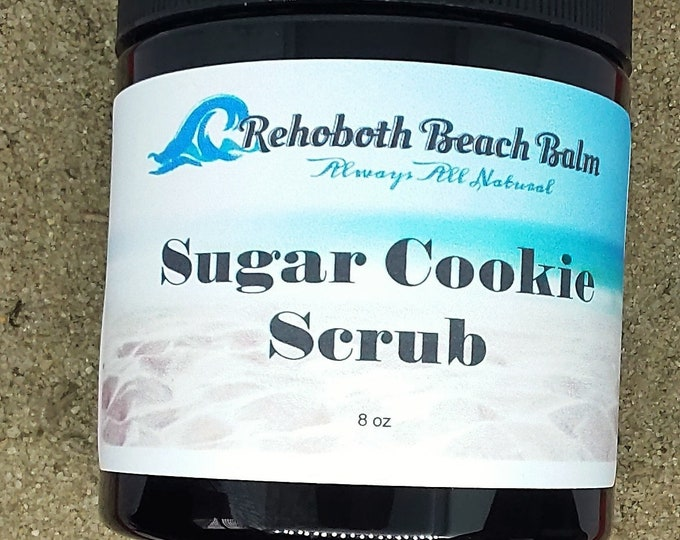 Sugar Cookie Scrub