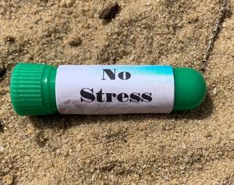 No Stress Essential Oil Inhaler
