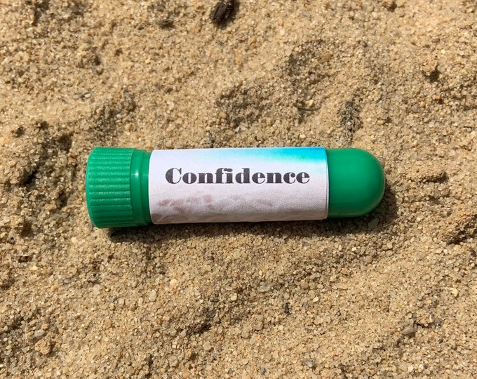 Confidence essential oil inhalers