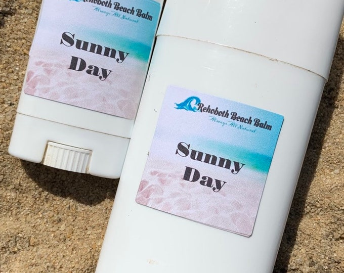 Sunny Day Lotion