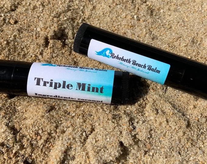 Triple Mint Lip Balm