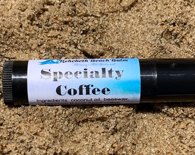 Specialty Coffee Lip Balm