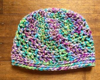 V Stitch Hat